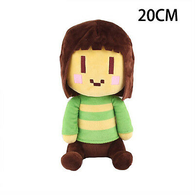 1pcs Undertale Frisk Chara Stuffed Doll Plush Toy For Kids Gifts