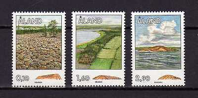 13826) ALAND 1993 MNH** Soil Formations