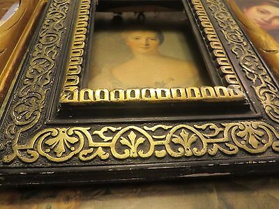 SUPER  ANTIQUE  FRENCH  WOODEN PICTURE OR PHOTOGRAPH FRAME ~ EARLY 1900's