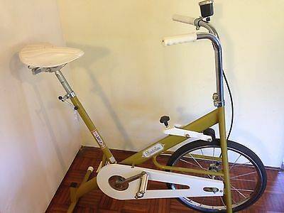 Exercise Bike 1970s Vintage Australian Made In Great Original Condition