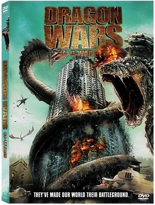 Dragon Wars [New DVD] Full Frame, Subtitled, Widescreen, Ac-3/Dolby Digital, D