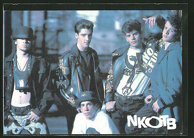 tolle AK New Kids on the Block, Musiker