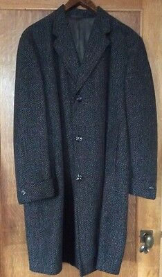 Vintage Gents Tweed Coat