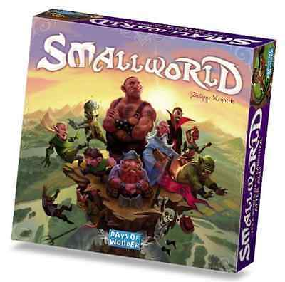 Small World Board Game  AC NEW