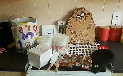 Joblot Mixed Lot Of Household Items....new...