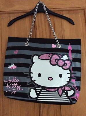 Hello Kitty Paris Style Shoulder Bag