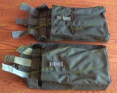 Canadian Armed Forces 1982 Pattern Sterling C1 Smg Ammo Magazine Pouches X 2