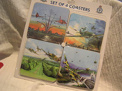 **aircraft Design X4Coasters**.bomber Command Link.new And Unopened.g/c