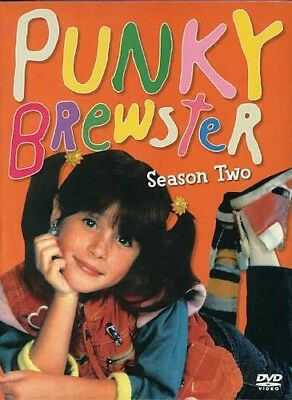 Punky Brewster: Season Two [New DVD] Digipack Packaging