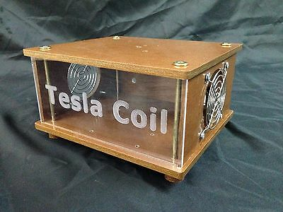 Body of tesla coil