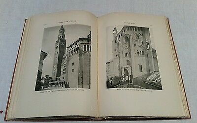 Antique 1925 Architectural Brick Work in Italy Book American Face Brick Assoc.