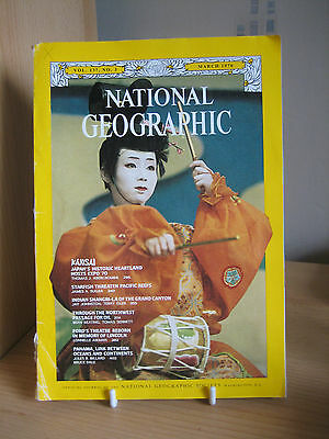 National Geographic Magazine - March 1970