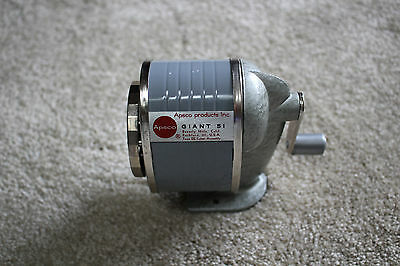 Apso Giant 51 Pencil Sharpener Type 3 Cutter