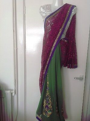 Ladies indian saree