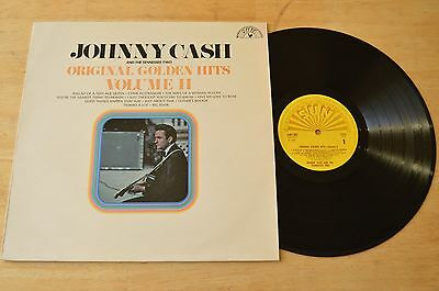 Johnny Cash And The Tennessee Two ‎– Original Golden Hits Vol II Vinyl Record LP
