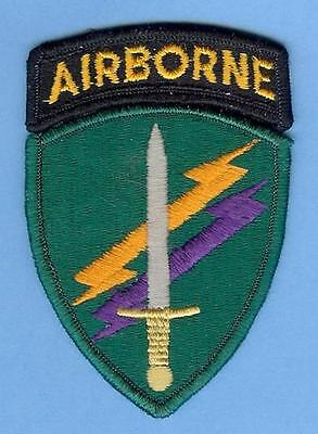 US Army Patch US Civil Affairs & PsyOps Command (Airborne)