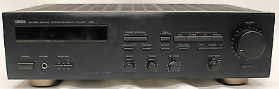 Yamaha RX - 360 Natural Sound Stereo Receiver