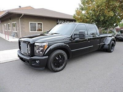 2016 Ford F-350 Ton Like New! 5,903 Miles! 2016 Ford F350 Crew 2WD 6.7L T.Diesel Lariat Long Bed ONLY  5,903 Miles!