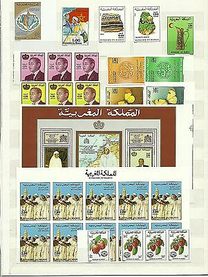 Morocco Imperf Proofs Selection -Look