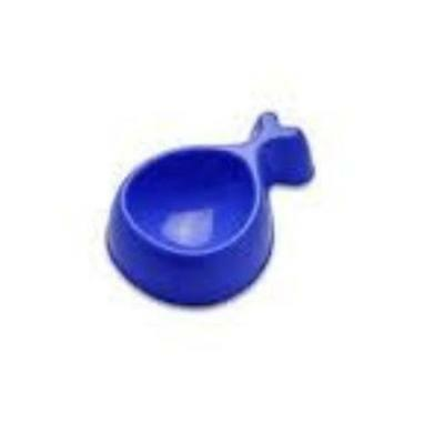 United Animaux IG0602AN Mat pour Chicky Bowl-Bright Blue