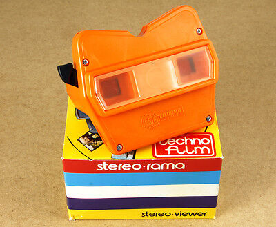 Thechno Film Stereorama Viewer View-Master Alike Made in Italy New Old Stock