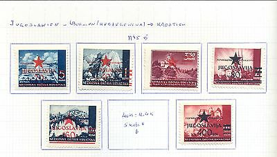 Jugoslawien old Stamp  look scan   Lot