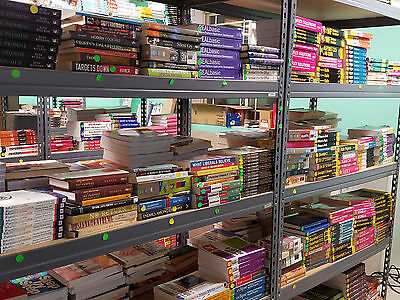 Lot of 600 New Used Christian Books Fiction Nonfiction Great for FBA Wholesale