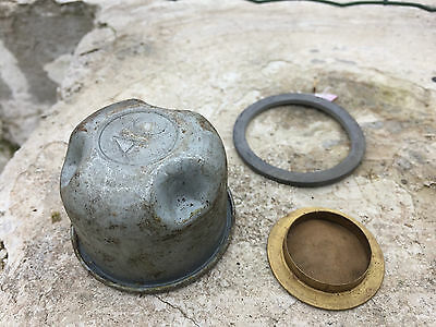 Wwii Jeep Willys Mb Slat Grill Gpw Ford Nos Bowl Fuel Pump