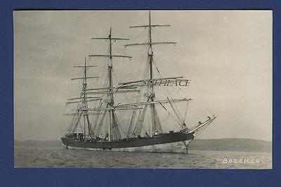 Sailing Ship Boadicea Workington Liverpool Norway Siraa WW1 Loss U-155 Sail