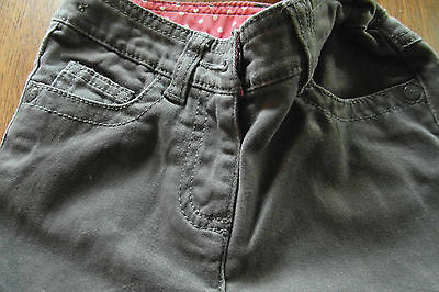 Girls  Grey Jeans From Next Size 4 Years