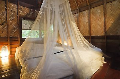 Mosquito Nets 4 U LARGE Mosquito Net Bed Canopy Maximum Insect Net Protection...