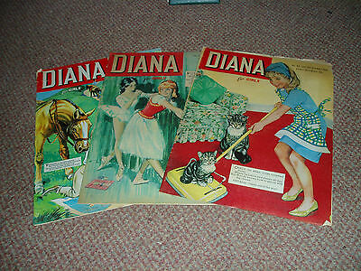 3 Diana Comics Sept 1964 Anita And The Wicked Wilsons