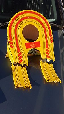 Micro Scalextric Ramp Loop From Simpsons