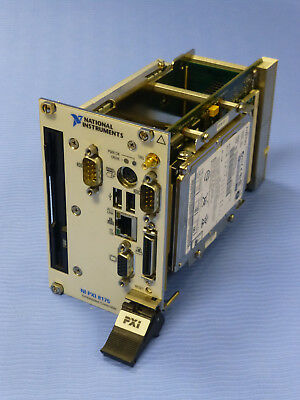 National Instruments NI PXI-8176 Embedded Controller, Windows 2000