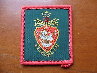 Elizabeth District Australia Scout Cloth Badge