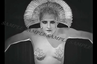 1927 Movie Film Photo Still Metropolis Print 37