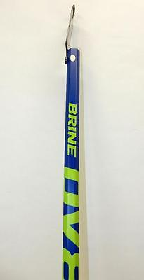 "Brine DV8 Women's Lacrosse Diameter Composite Shaft-Two Shape, 37.5"" Headstrong"