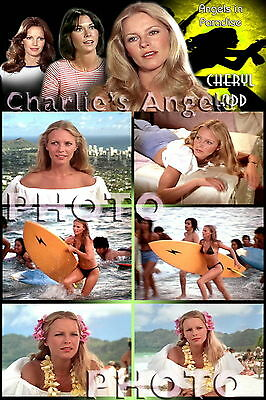 CHARLIE'S ANGELS Cheryl Ladd Episode PHOTO Collection #11