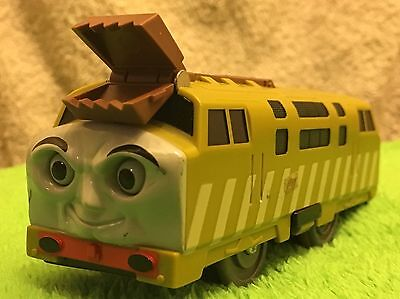 Tommy Trackmaster Thomas The Tank Engine - Diesel 10
