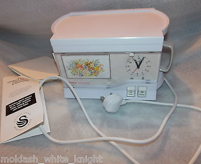 Retro Swan Compact Teasmade Bedside Photoframe Edition