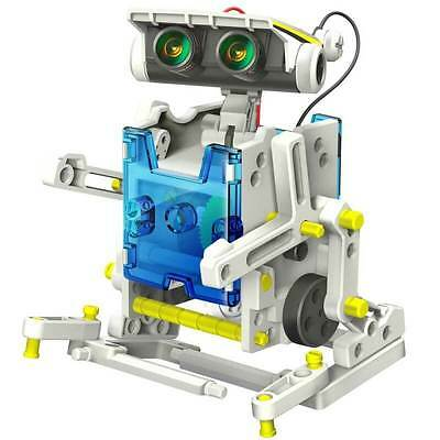 14 in 1 Educational Solar Robot - Science Technology Construction Toy