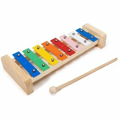 Home Kitchen Features Darice 1177-06 11.5-Inch Xylophone