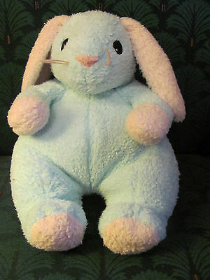 Ty Pillow Pal  Pet Bunnybaby with Rattle, cuddly Bunny Rabbit - special offer!