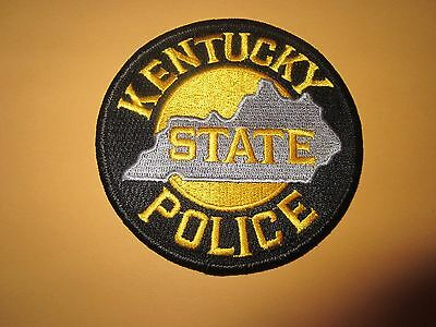 Collectible Kentucky State Police Patch New