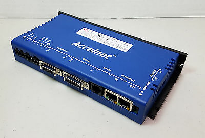 Copley Controls Accelnet AEP-055-18 EtherCAT Digital Drive for Brushless Motors