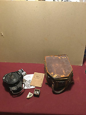 Vintage 16MM Bell & Howell FILM 70 Motion Picture CAMERA WITH CASE