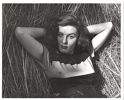g767. RARE Original 1950's Photo Sexy Young Elaine Stewart Actress Film & Stage