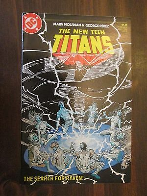 The New Teen Titans #2 (Oct 1984, DC)