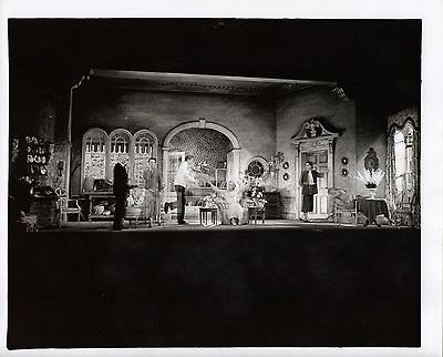 "g744. RARE Original Oct 1955 Broadway ""The Chalk Garden"" Photo by Cecil Beaton"