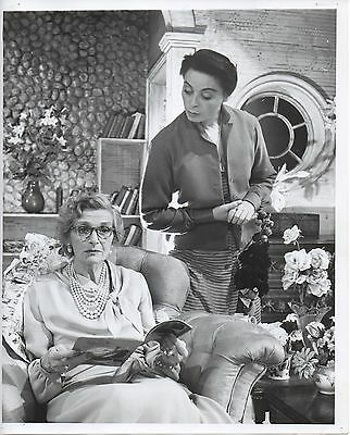 "g721. RARE Original Oct 1955 Broadway ""The Chalk Garden"" Photo by Cecil Beaton"